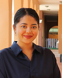 NISARAT KANJANASOMBOON (BA) - Reception and Marketing Officer